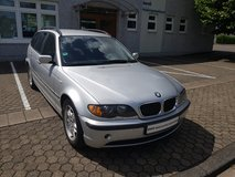 2002 Automatic BMW 320i * Station wagon *facelift model  2 YEARS INSPECTION NEW in Spangdahlem, Germany