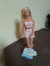 Crochet outfit (pre-owned  barbie) in Fort Hood, Texas