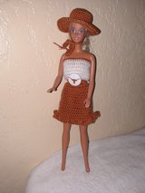 Crochet outfit ( pre-owned Barbie) in Fort Hood, Texas