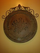 Wall metal decor in The Woodlands, Texas