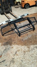 Truck grill guard in Conroe, Texas