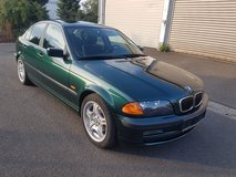 BMW 320 ,LOW MILES ,NEW INSPECTION in Ramstein, Germany