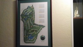 Butler Golf Course Framed Picture in Chicago, Illinois