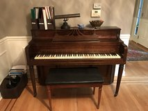 Upright Piano in Glendale Heights, Illinois