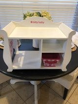 American Girl Doll Bitty Baby Changing Table in Clarksville, Tennessee