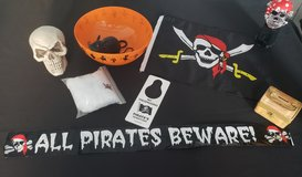 Halloween Pirate Decorations in Fort Campbell, Kentucky