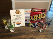 Drunk uno game in Fort Campbell, Kentucky