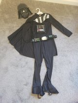 Kids Star wars Darth Vader Costume small in Fort Campbell, Kentucky