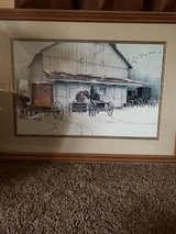 Framed art Ben Richmond in Naperville, Illinois