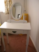 white   dressing  table in Lakenheath, UK