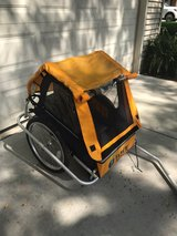 In-step bike trailer in Glendale Heights, Illinois