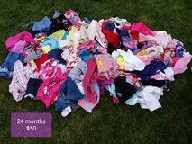 24 month girls clothes- HUGE lot in Joliet, Illinois