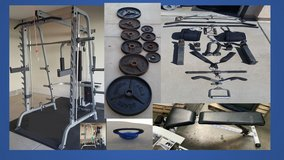 Home gym weights equipment Delivery option available in Camp Pendleton, California