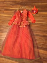 Halloween costume Good Witch sz large in Naperville, Illinois