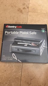 Portable Sentry safe brand new in Oswego, Illinois