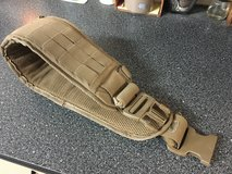 USMC CIF Issued Battle Belt Small Molle Coyote in Camp Pendleton, California