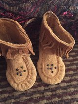 Antique Handmade Indian Baby Moccasins in Fort Belvoir, Virginia