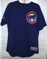 SALE PENDING - Like New! Sz Large Chicago Cubs Prior 22 Auth Majestic Sports Jersey in Chicago, Illinois