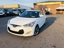 2016 HYUNDAI VELOSTER  COUPE 4-Cyl 1.6 LITER in Fort Campbell, Kentucky