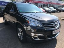 2016 Chevrolet Traverse LT (AWD) Thirdrow & DVD in Spangdahlem, Germany