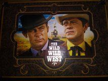 Wild Wild West (4 seasons) DVDS in Alamogordo, New Mexico