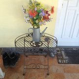 Wrought Iron Table in Ramstein, Germany