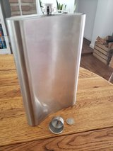 NEW- Stainless Steel Flask in Ramstein, Germany