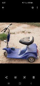 Scooter needs work & battery in Alamogordo, New Mexico