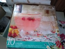 Pioneer woman punch bowl NEW in Fort Campbell, Kentucky
