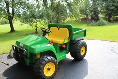 John Deere Ride on Battery Vehicle/ Needs battery in Joliet, Illinois