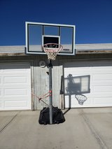 Basketball hoop(professional size)(adjustable) in 29 Palms, California