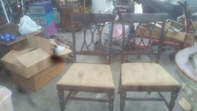 Antique dining chairs in Macon, Georgia