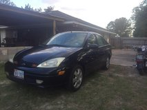2002 Focus ZTS in Baytown, Texas