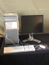 Apple computer Mac G5 in Elgin, Illinois