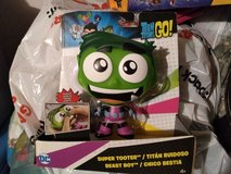 Teen Titans Go super tooter toy in Fort Campbell, Kentucky