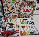 Lego Books in Clarksville, Tennessee