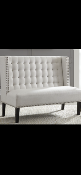 Luxurious sette chair in Camp Pendleton, California