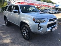 2017 Toyota 4Runner TRD Off-Road 4×4 in Ramstein, Germany
