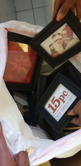 15 piece picture frame in Ramstein, Germany