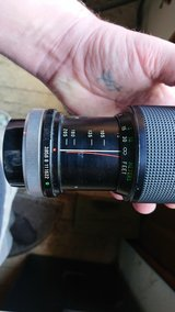 camera lens in Lakenheath, UK
