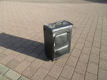 pilots suitcase in Ramstein, Germany