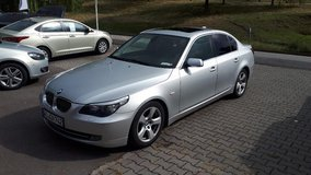 REDUCED!! 2007 BMW 525D SE Automatic Sedan ][ Navigation in Wiesbaden, GE
