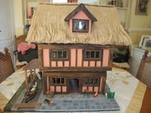 Thatched Dolls House Hand Made in Lakenheath, UK