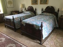 Set Twin Beds in Cherry Point, North Carolina