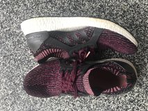 Women size 10 ultra boost Adidas in DeKalb, Illinois
