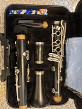 Used Clarinet w/ case in Camp Lejeune, North Carolina