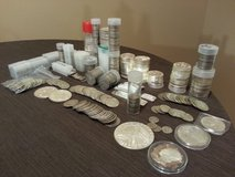 I buy Silver coins in The Woodlands, Texas