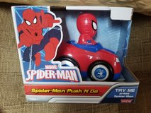 Spider- man push n go in Plainfield, Illinois