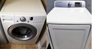 WASHER And ( Electric - 220 Volts ) DRYER in Camp Pendleton, California