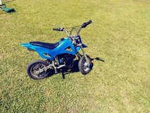 Dirt Bike great for a gift in Camp Lejeune, North Carolina